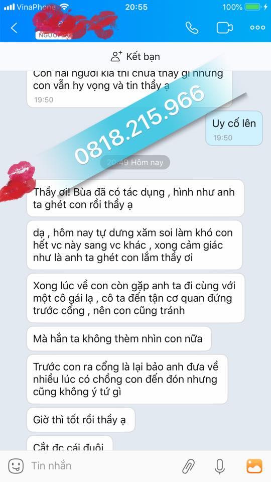cách làm người yêu hết giận bằng tin nhắn